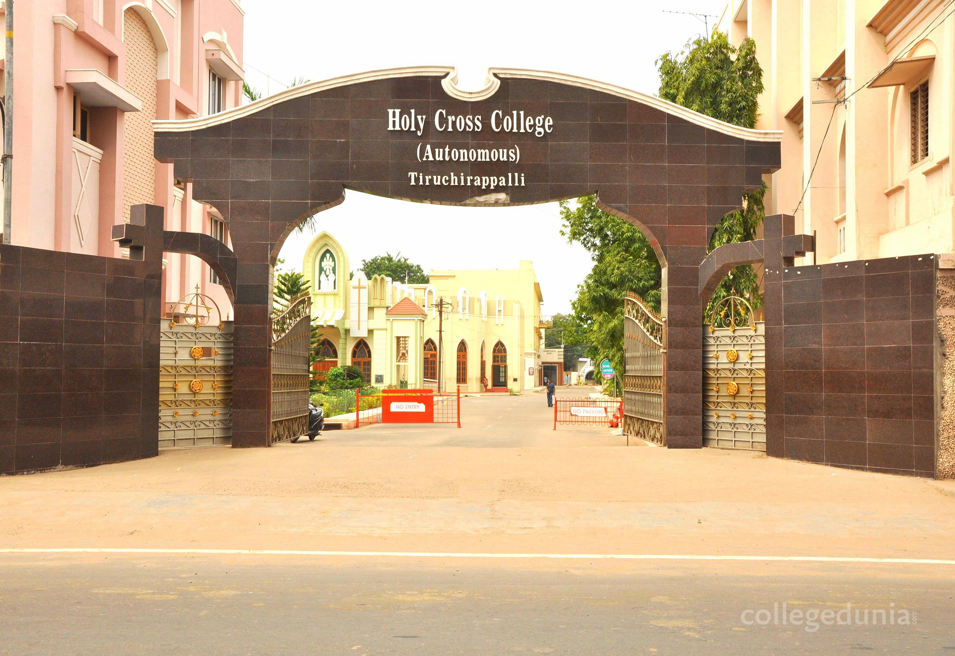Holy Cross College  (Autonomous)