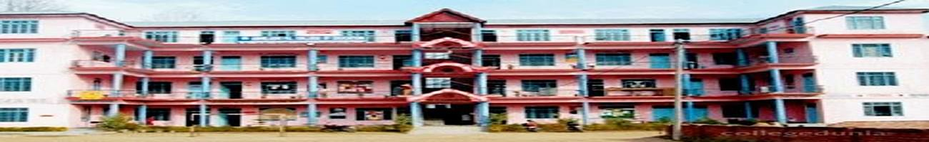 Abhilashi Post Graduate College of Education, Mandi