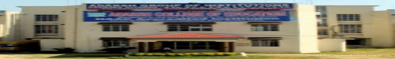 Adarsh College of Education, Jammu