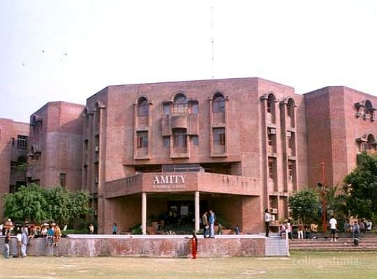 Amity Institute of Education - [AIE]