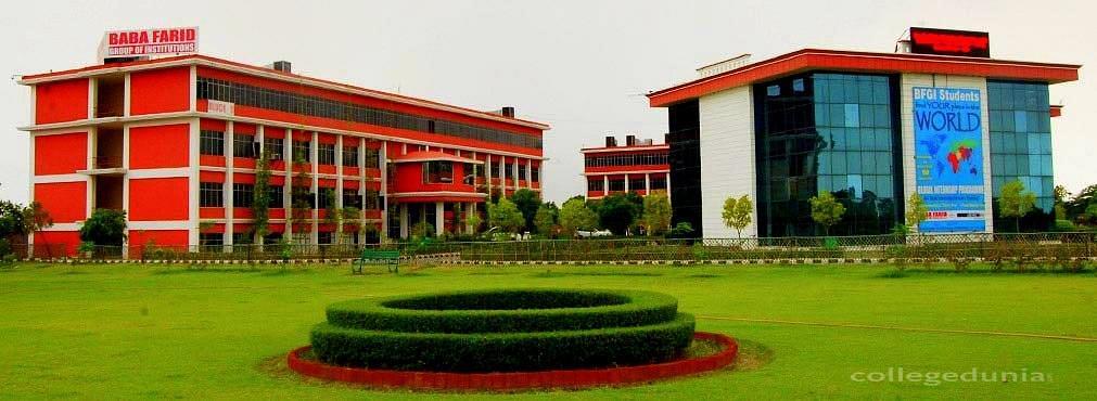 Baba Farid College Of Education Bfce Bathinda
