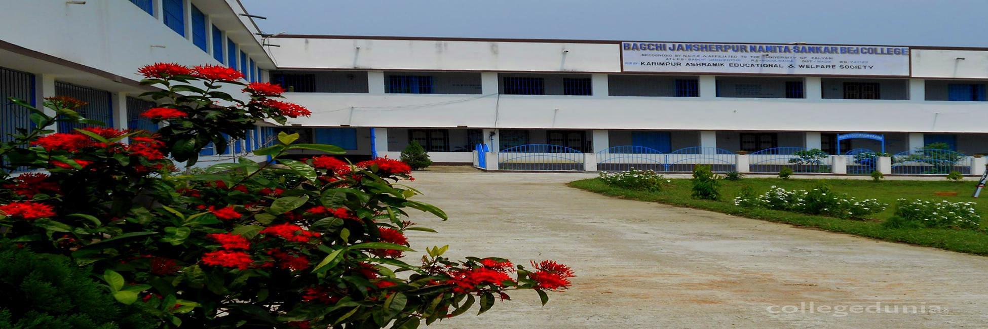 Bagchi Jamsherpur NamitaSankar BEd College
