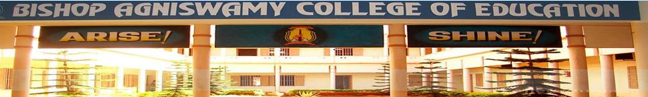 Bishop Agniswamy College of Education, Kanyakumari