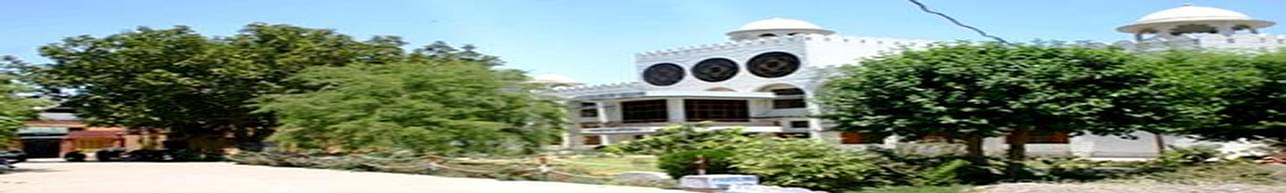 Chhotu Ram College of Education, Rohtak