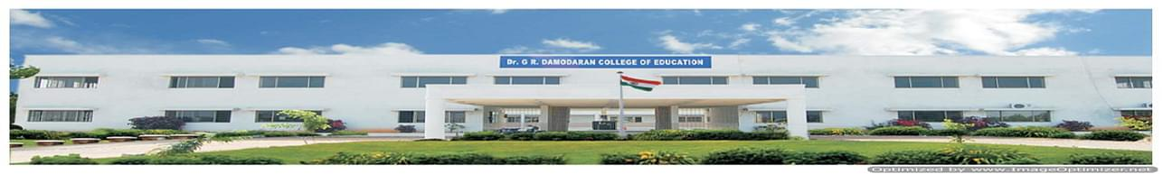 Dr. G.R. Damodaran College of Education - [GRDCE], Coimbatore