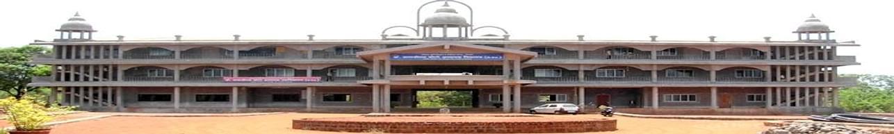 Dr Tanajirao Chorage MEd College, Ratnagiri