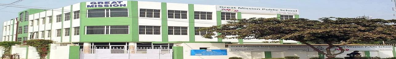 Great Mission Teacher's Training Institute, New Delhi