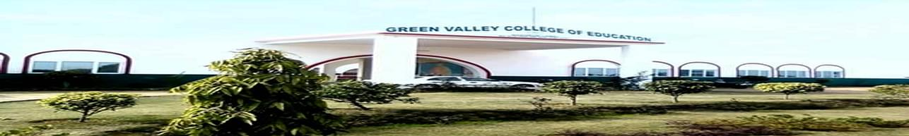 Green Valley College of Education, Jind