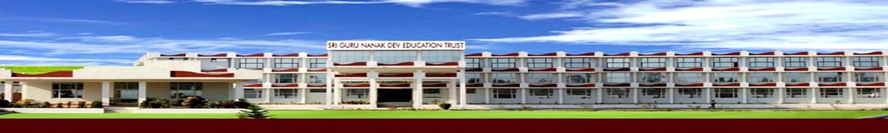 Guru Nanak College of Education, Ludhiana