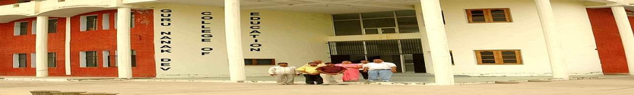 Guru Nanak College of Education for Girls, Sangrur