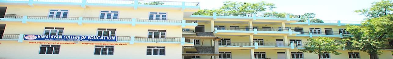 Himalayan College of Education, Mandi