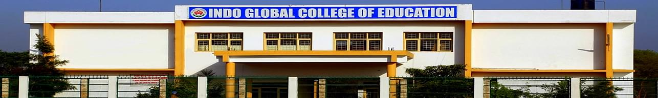 Indo Global College of Education, Mohali