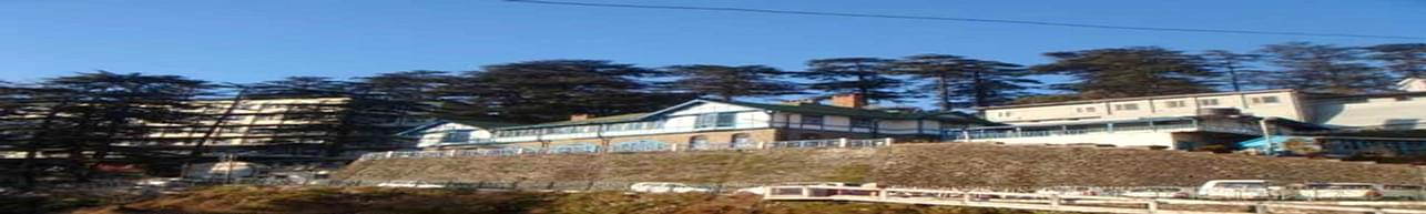 Kullu College of Education, Kullu