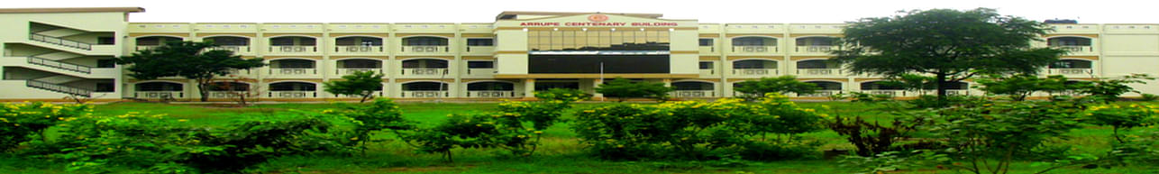 Loyola College of Education, Chennai - Course & Fees Details