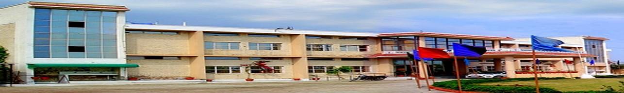 MUH Jain College of Education - [MUHJCE], Fatehabad