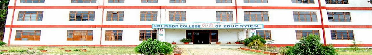 Nalanda College of Education, Hamirpur