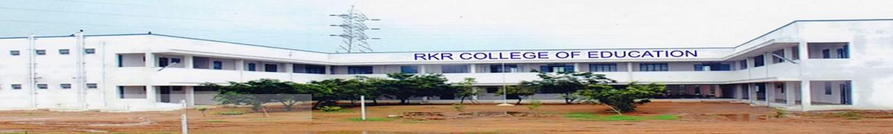 RKR College of Education, Coimbatore