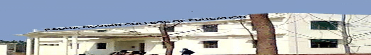 Radha Govind College of Education, Greater Noida