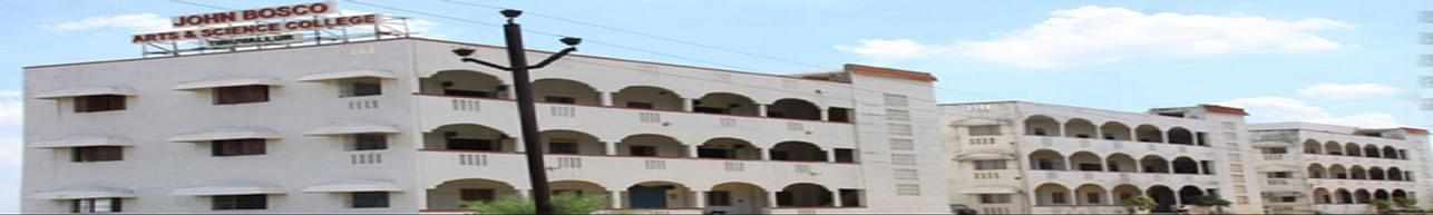 John Bosco Arts and Science College - [JBASC], Thiruvallur