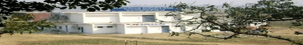 Ram Nath Memorial College, Hastinapur, Meerut