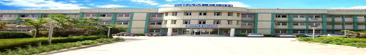 Ram-Eesh Institute of Edcuation - [RIE], Greater Noida