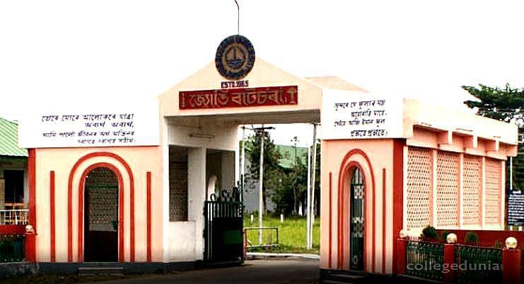 Joya Gogoi College - [JGC]