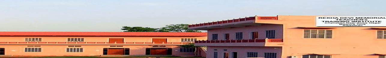 Rekha Devi Memorial Teacher Training Institute, Tonk - News & Articles Details