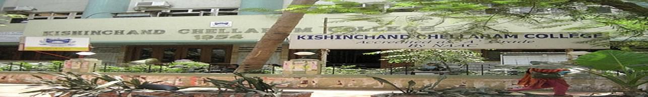 Kishinchand Chellaram College - [KC College], Mumbai - Course & Fees Details