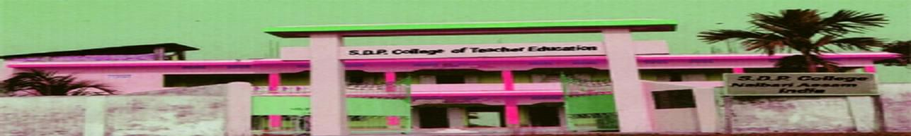 SDP College of Teacher Education, Guwahati