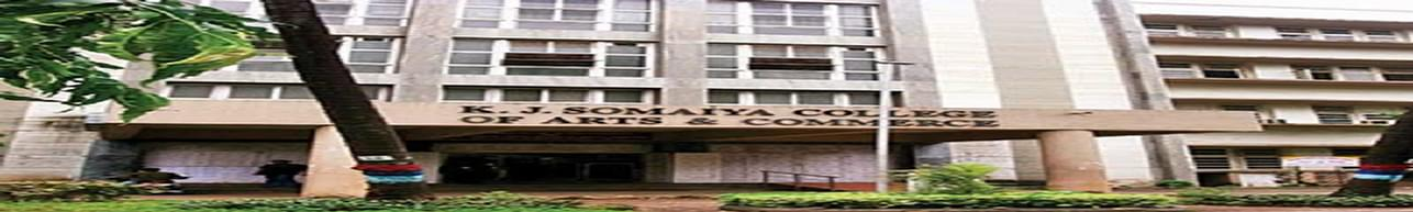 K J Somaiya College of Arts & Commerce - [KJSAC], Mumbai