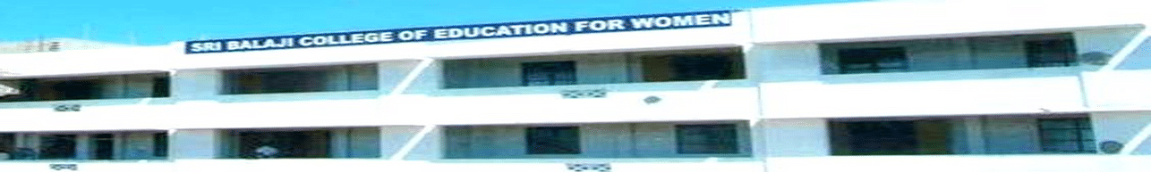 Shri Balaji College of Education for Women, Madurai