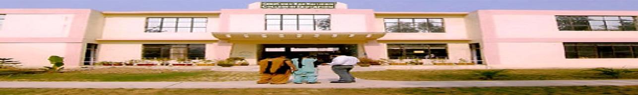 Shri Guru Harikrishan College of Education, Yamuna Nagar