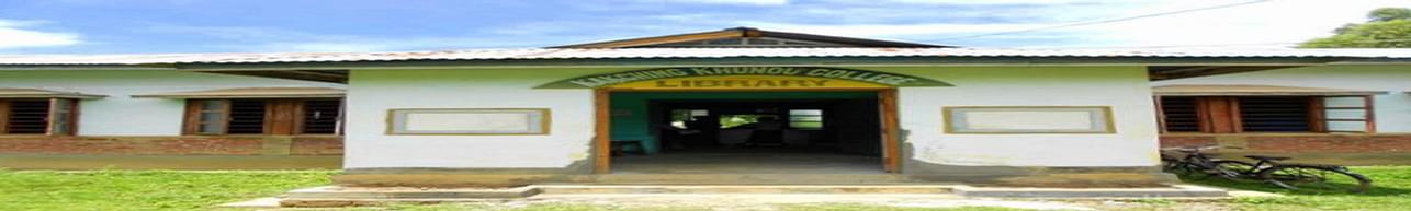 Kakching Khunou College, Thoubal
