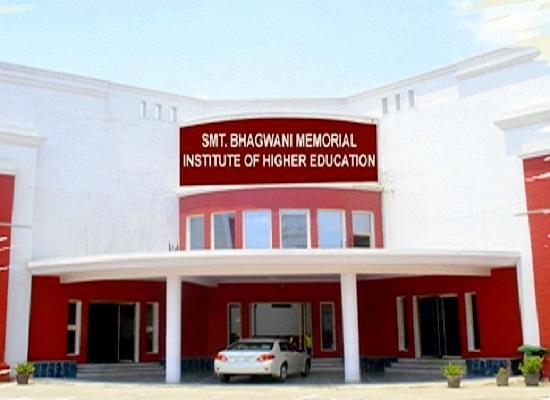 Smt Bhagwani Memorial Institute of Higher Education