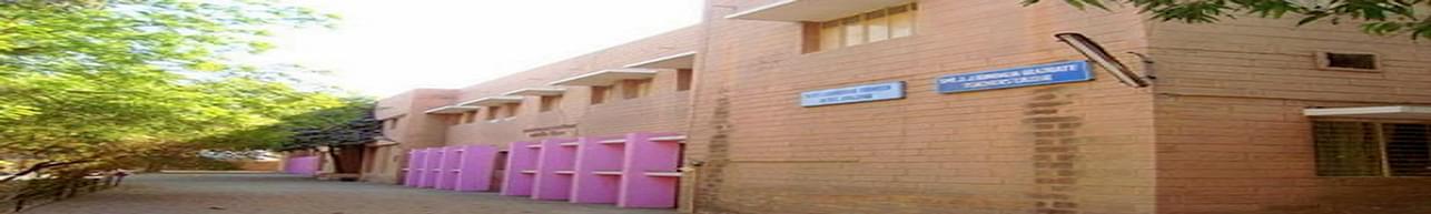 Smt. J.J. Kundalia Graduate Teachers College, Rajkot