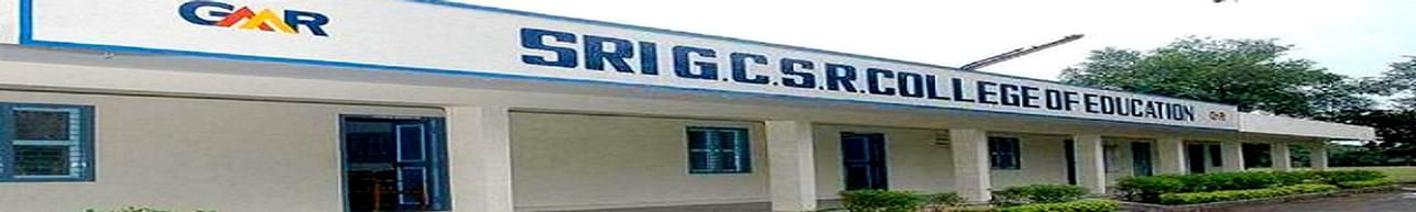 Sri GCSR College of Education - [SGCSRCE], Srikakulam