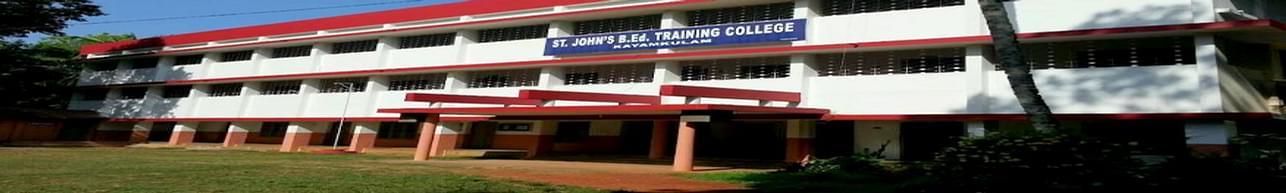 St. John's B.Ed. Training College Kayamkulam, Alappuzha