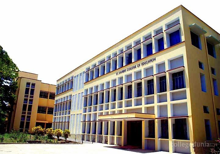 St Xaviers College Of Education Patna Courses Fees 2020 2021