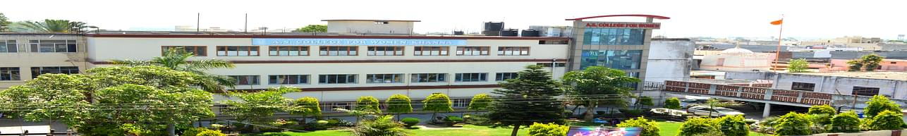 Anglo Sanskrit College for Women - [ASCW], Khanna