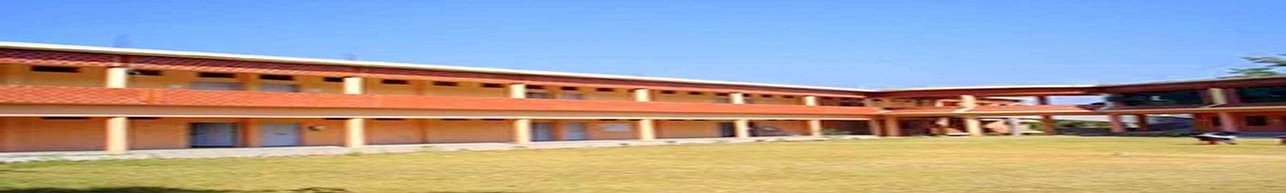 Swami Vishwatamanand Saraswati College of Education, Rajauri