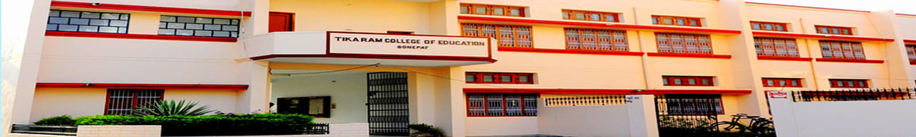 Tika Ram College of Education, Sonepat