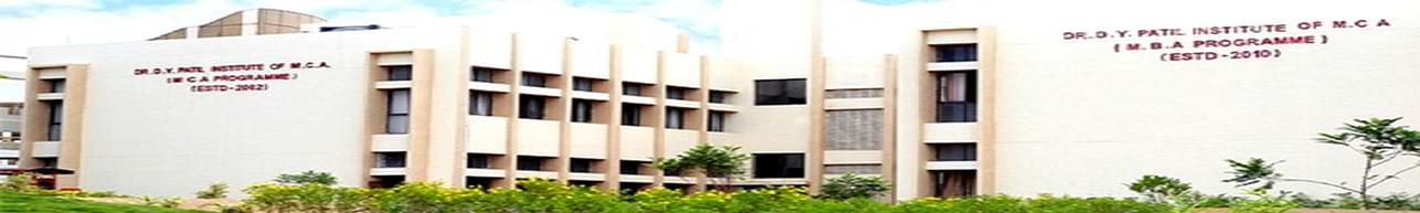 Dr DY Patil Institute of Master of Computer Applications Akurdi, Pune