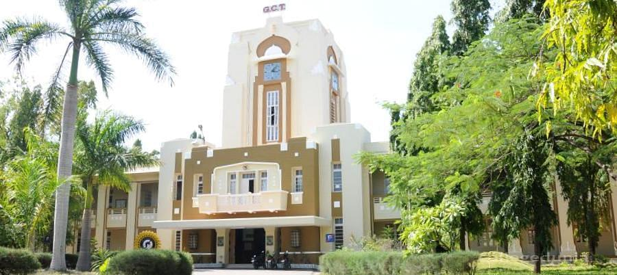 Government College of Technology - [GCT]