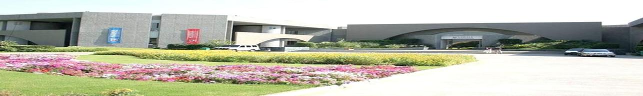 Institute of Technology, Nirma University, Ahmedabad