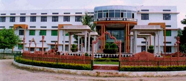 Modi Institute of Management and Technology - [MIMT]