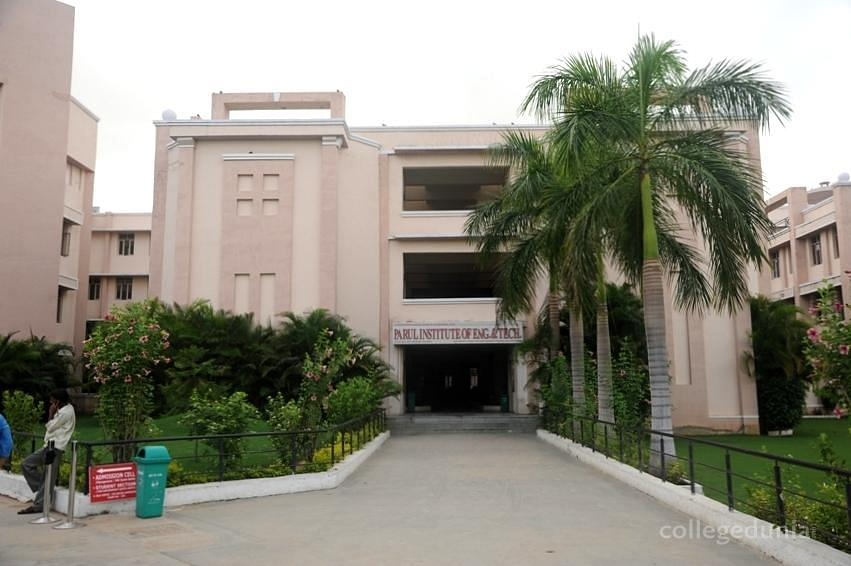 Parul Institute of Engineering and Technology - [PIET]