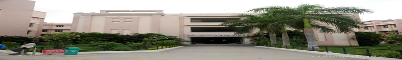 Parul Institute of Engineering and Technology - [PIET], Vadodara - Scholarship Details