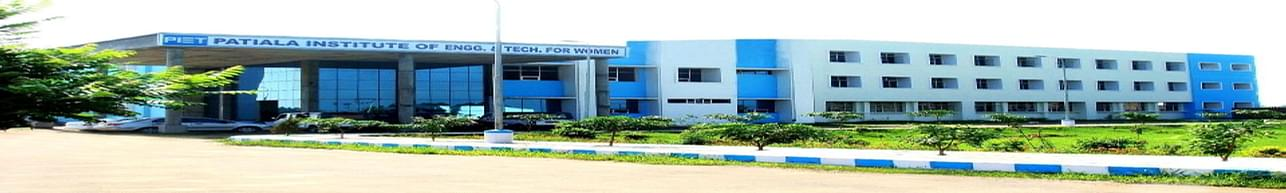 Patiala Institute of Engineering and Technology for Women, Patiala