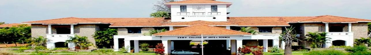 Shri Nehru Maha Vidyalaya College of Arts and Science - [SNMV], Coimbatore