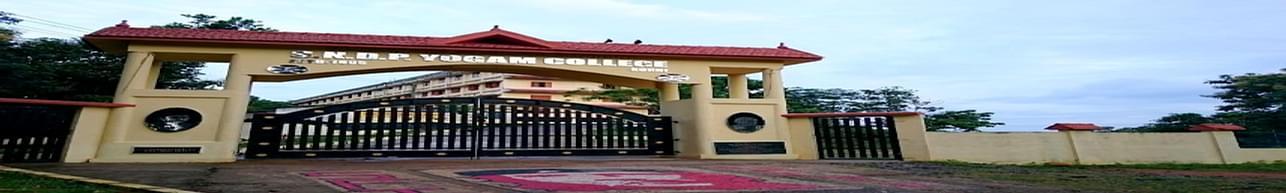 Sahodaran Ayyappan Smaraka S.N.D.P. Yogam College Konni, Pathanamthitta
